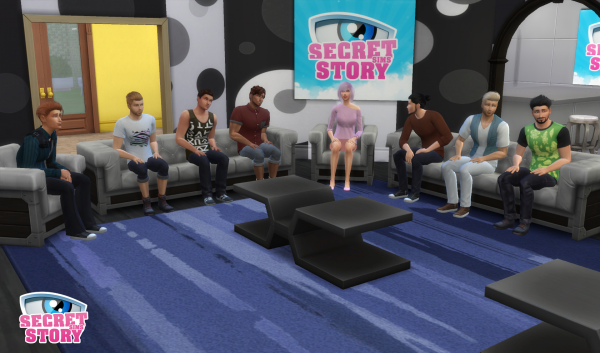 Secret Story Sims S1 - Quotidienne 1 - Partie 4