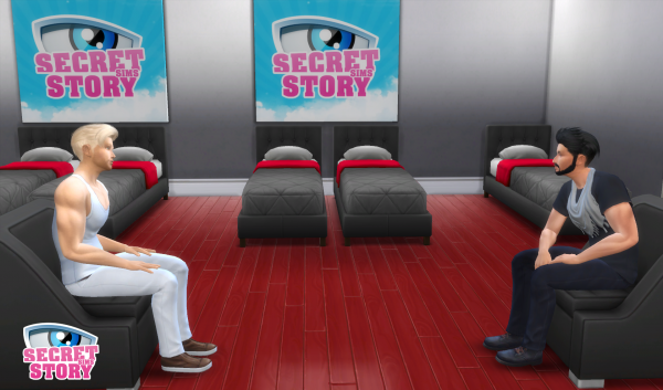 Secret Story Sims S1 - Quotidienne 2 - Partie 2