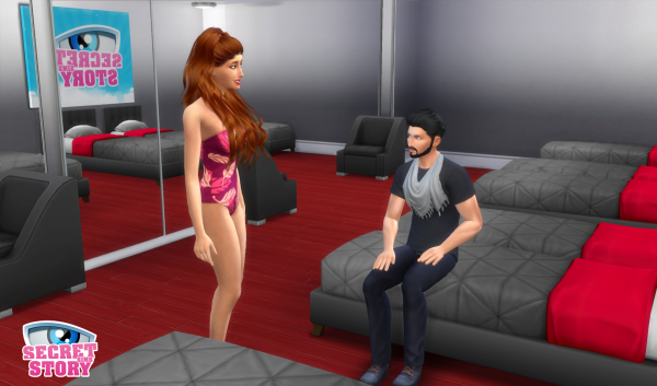 Secret Story Sims S1 - Quotidienne 2 - Partie 3