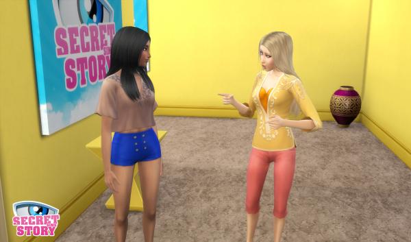 Secret Story Sims S1 - Quotidienne 3 - Partie 3