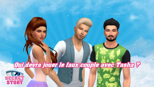 Secret Story Sims S1 - Prime 2 - Partie 1