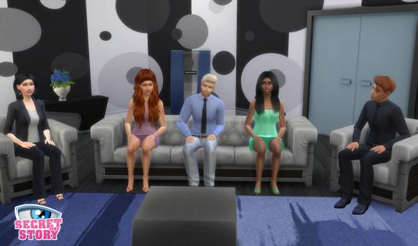 Secret Story Sims S1 - Prime 2 - Partie 2