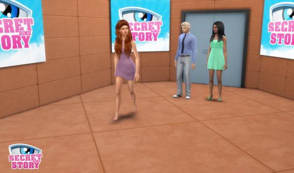 Secret Story Sims S1 - Prime 2 - Partie 12
