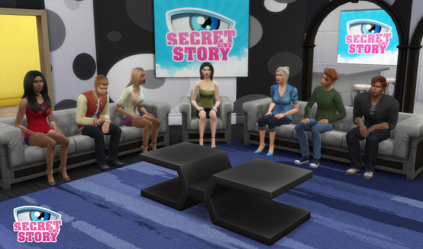 Secret Story Sims S1 - Quotidienne 4 - Partie 3