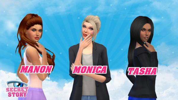 Secret Story Sims S1 - Qui doit continuer l'aventure ? (Semaine 2)