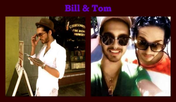 Bill kaulitz Trumper Tom kaulitz Trumper