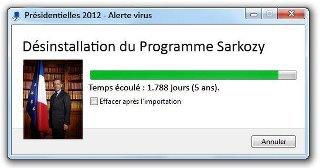 ......................................... Au revoir Mr Sarkozy.................................