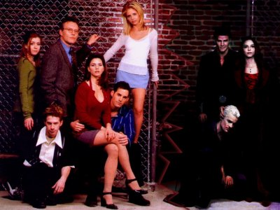 Buffy !