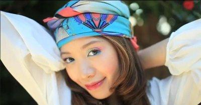 Elle a les yeux arc-en ciel ♫  [Beauty-post]