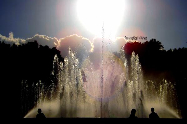 Plaza de España, Séville 2013