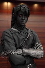 cosplay Dark Link