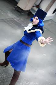 Cosplay Jubia Locker (Juvia Loxar)