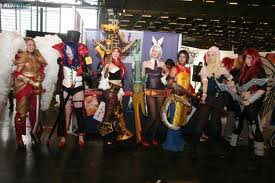 Cosplay League of Legend (LoL)
