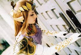 Cosplay The legend of Zelda