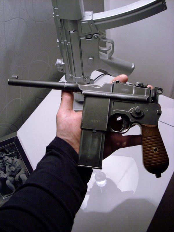 Mauser M12 Schnellfeuer ou modèle 712