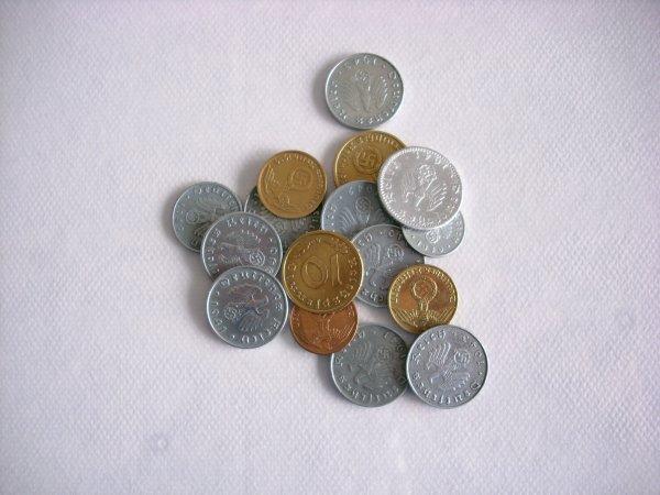encore un peu de monnaie