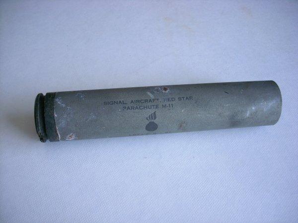 fusée éclairante us red star 1943