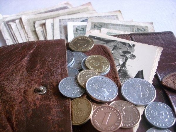 il et pas beau mon portefeuille ? il manque plus qu un petit billet de train pour finir ou autre