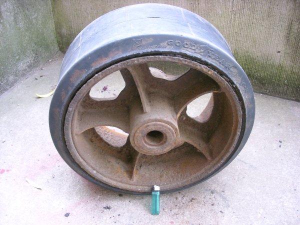 ma roue de sherman