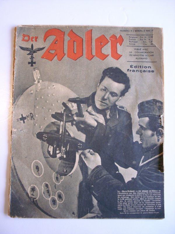 magazine der adler