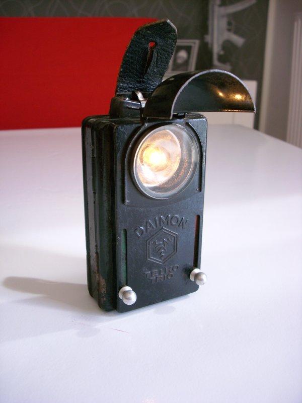 lampe allemande daimon telko