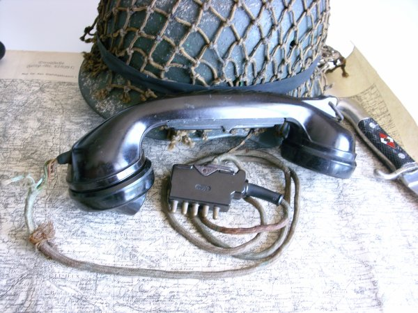 combiner feldfernsprecher 33 de 1943