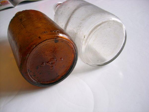 bouteille de bière us 1945