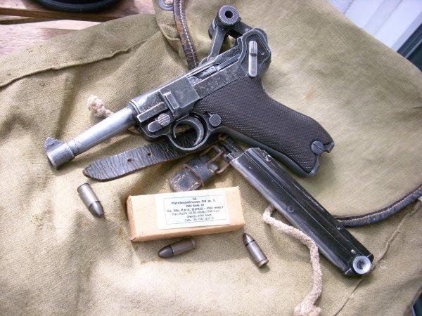 repro Luger P08