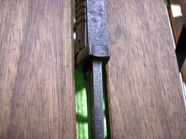 baïonnette mauser 98k  1941