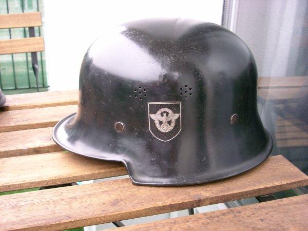 Superbe casque mod.34 Polizeï !!!