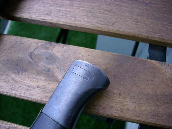 baïonnette mauser 98k 1940