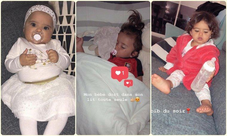 Denis Will Poha & sa compagne Elena & leur enfants Mia & Jaden