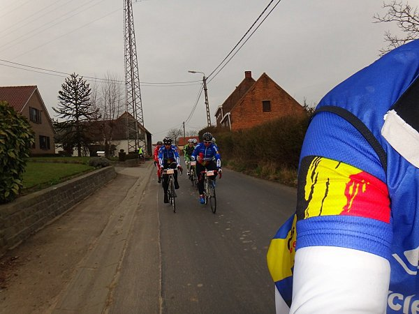 Samedi 17 mars  Ename classic à Zottegem