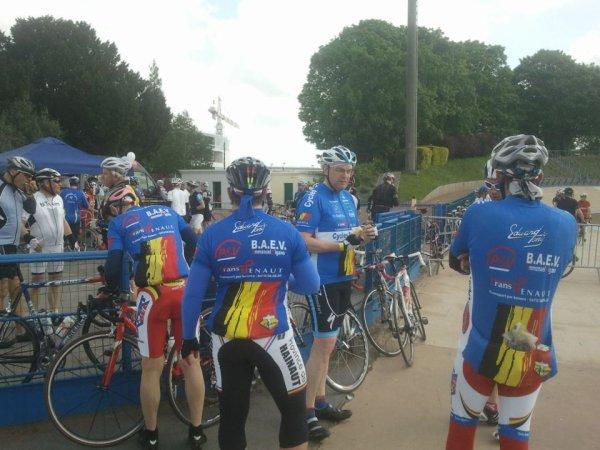 Velodrome de Roubaix samedi 19 mai