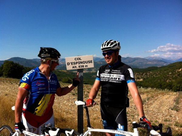 Vacances Digne les Bains 2012