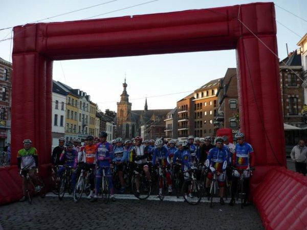 Binche ,Tournai,Binche 2012