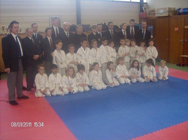 photo de fin de la competition