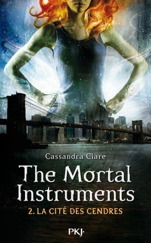 The Mortal Instruments, tome 2