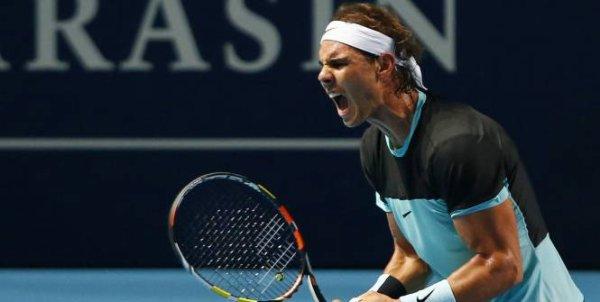 #  RAFA    Swiss Indoors   BALE  Master 500)      **  RAFA   perd   en  FINAL  VS Federer