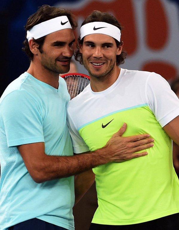 # RAFA    remporte le tournoi exhibition  a Abu Dhabi # Rafa perd  contre Djokovic Qatar Doha #