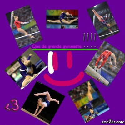 des super gymnastes