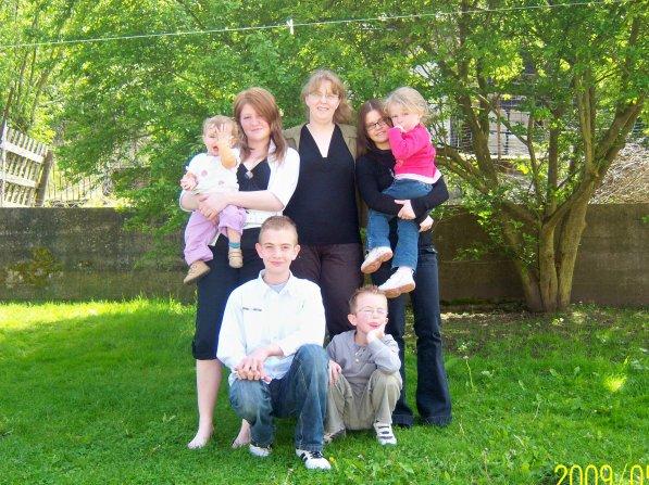 ma famille :)