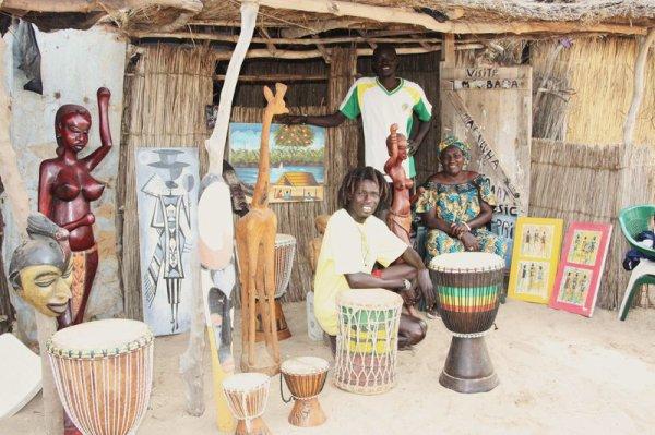 LART AFRICAINE CREATION SENEGALAISE