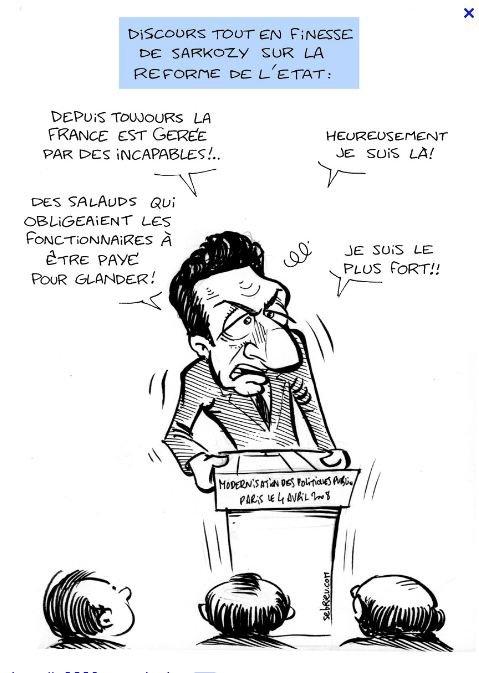 Extrait 1 du bon programme pour les Français  : Le capitalisme libéral