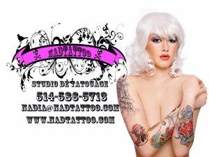 L'histoire du Tatouage (tattoo)