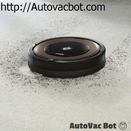 Roomba 890 Wifi Connected iRobot Port Dickson in a Push of A Button