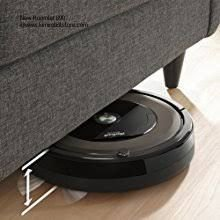 iRobot Roomba 890 Miri in a Push of A Button