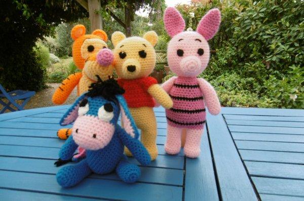 bouriquet et ses amis