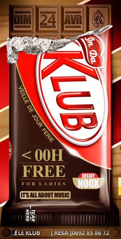 LE KLUB - Klub in Chocolate
