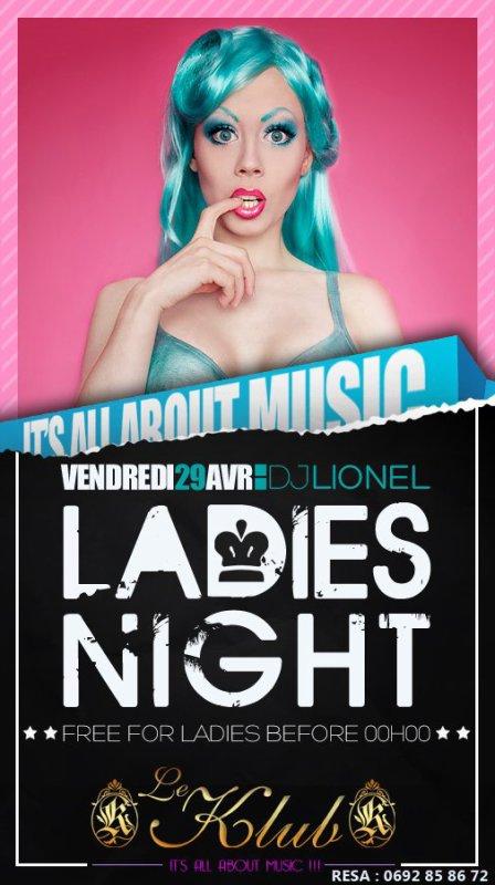 LE KLUB - LADIES NIGHT